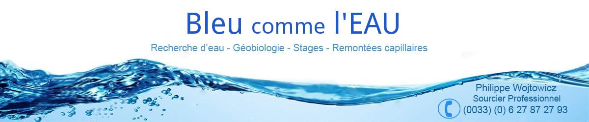 bleu comme l'eau, stages, sourcier et géobiologie