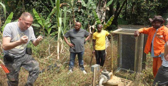 Forage improductif au Cameroun