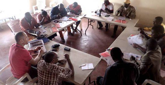 Stage d'initiation à la baguette et au pendule au Cameroun